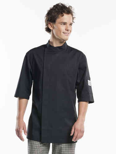 942 Nova black short sleeve