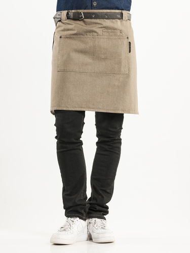 Apron Forene mud Denim 85299