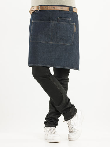 Apron Forene Blue  Denim 85399