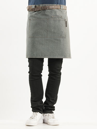 Apron Forene Grey  Denim 85499